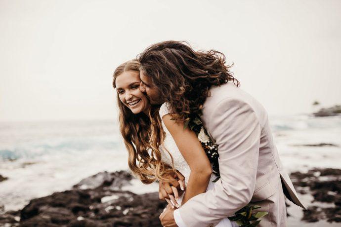 Hawaii Beach Destination Wedding