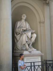 Statue of Brunelleschi