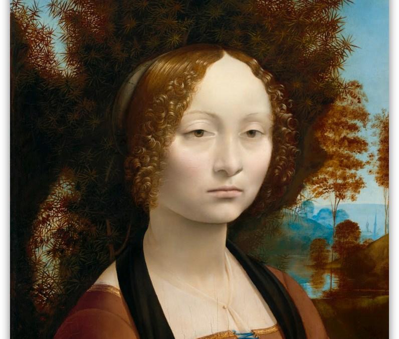 #113 – Leonardo da Vinci Part 6 – Ginevra