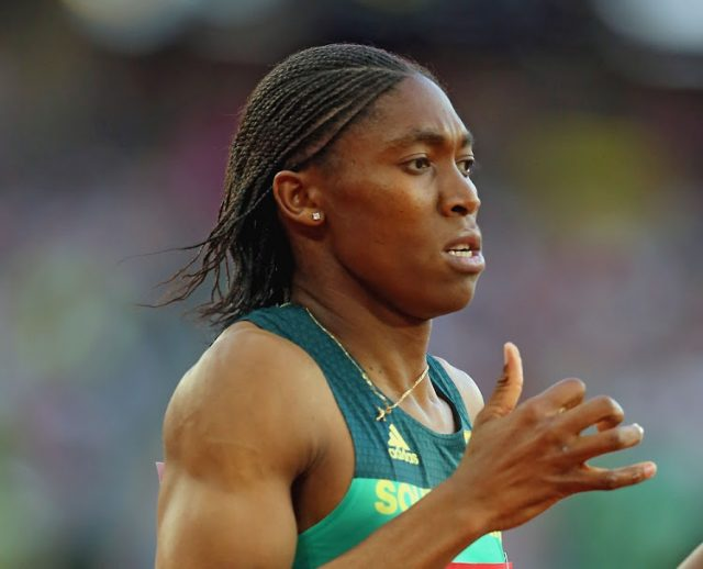 Semenya glides to 1500m Common-wealth gold