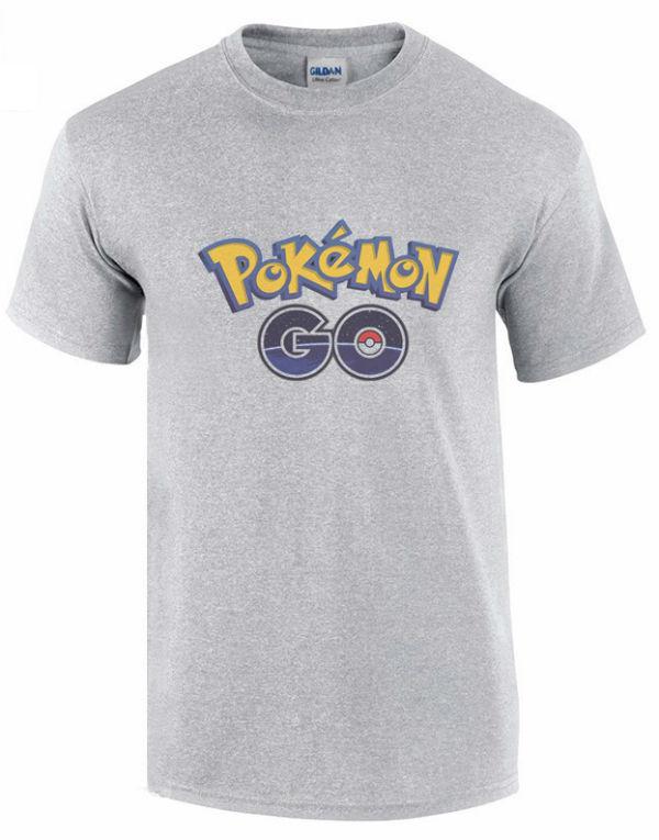Buy Pokemon Go T-shirt on <a href=