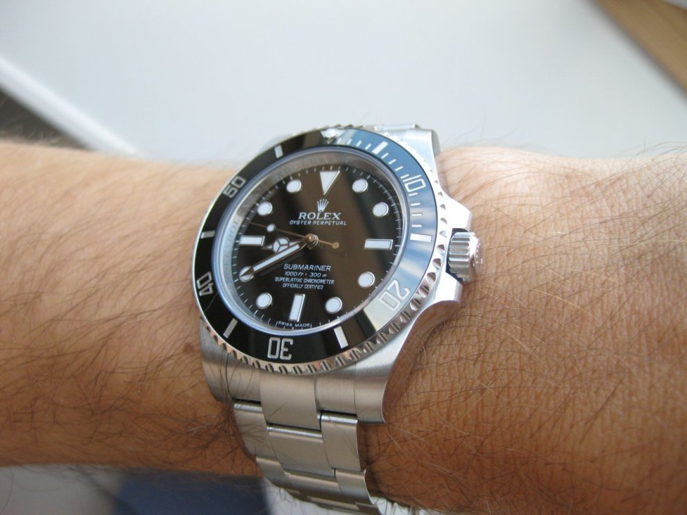 watches that look like rolex submariner