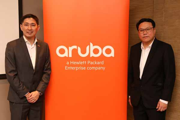 Aruba 360 Secure Fabric
