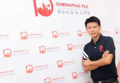 Chewathai announces The 2018's business plan rolling out 7 new projects
