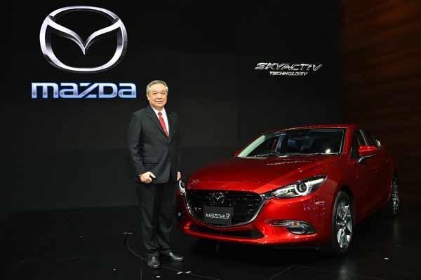 Mazda Sales