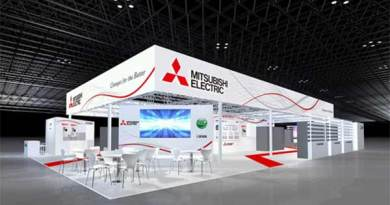 Mitsubishi Electric announced key targets achieved strengthened globally