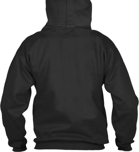 Reverse side of Grey Republic of Liverpool Hoodie