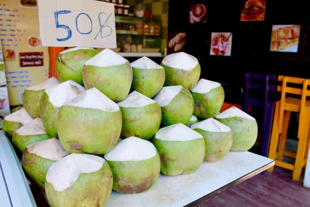 Koh Phi Phi Coconuts