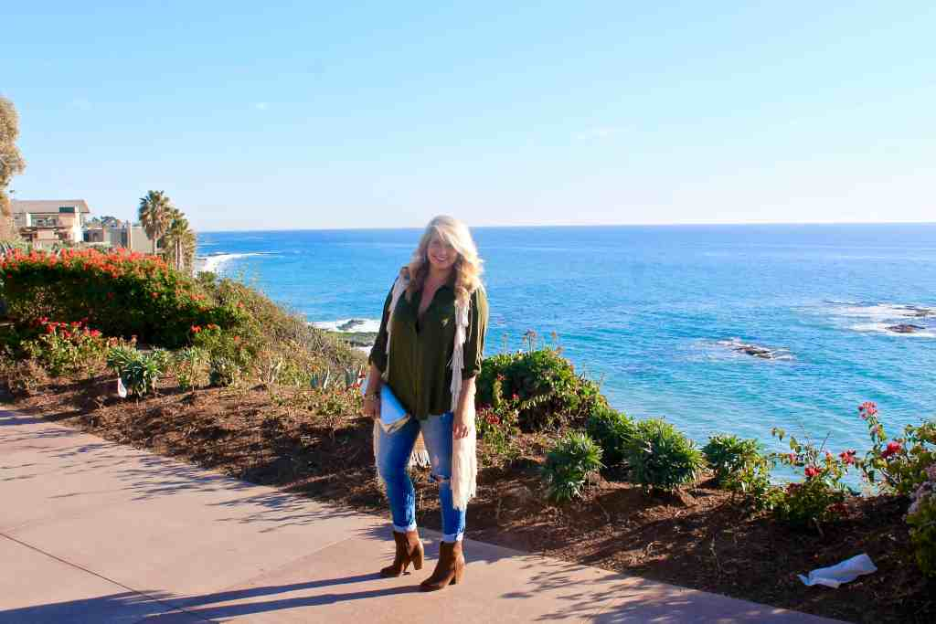 Republic of Rose Laguna Beach Outfit Style
