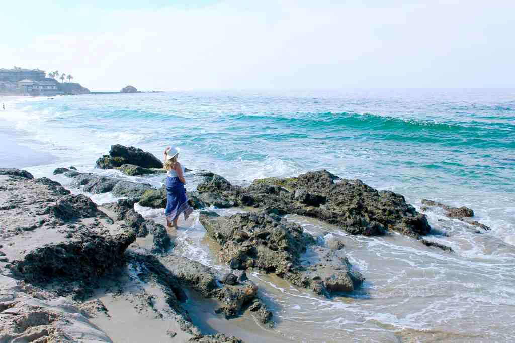 Laguna Beach Travel Guide Republic of Rose Victoria Beach