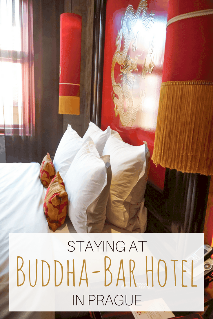 STAYING AT THE BUDDHA-BAR HOTEL IN PRAGUE | The Republic of Rose