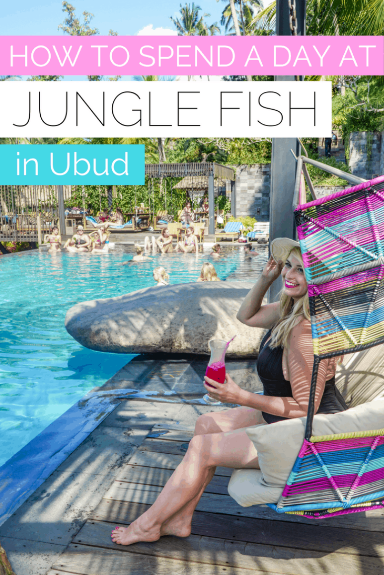 A Day At Jungle Fish | The Republic of Rose