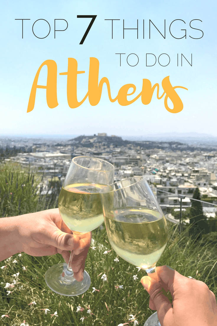 Top 7 Things to do in Athens Greece   The Republic of Rose