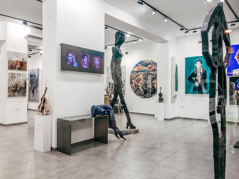 Art Gallery in Neve Tzedek