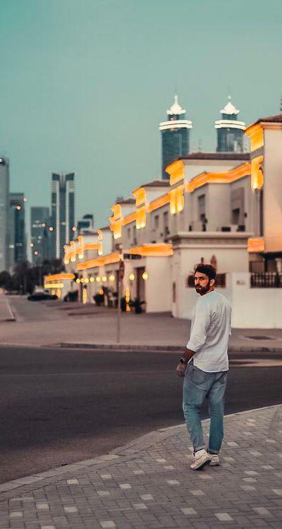 Gianluca TheRerumNatura Dubai Vista Prospettiva