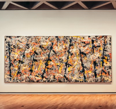 National Gallery Canberra Jackson Pollock