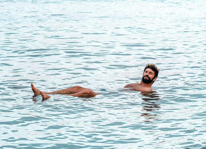 Gianluca Fazio TheRerumNatura Galleggiare sul Mar Morto - Giordania
