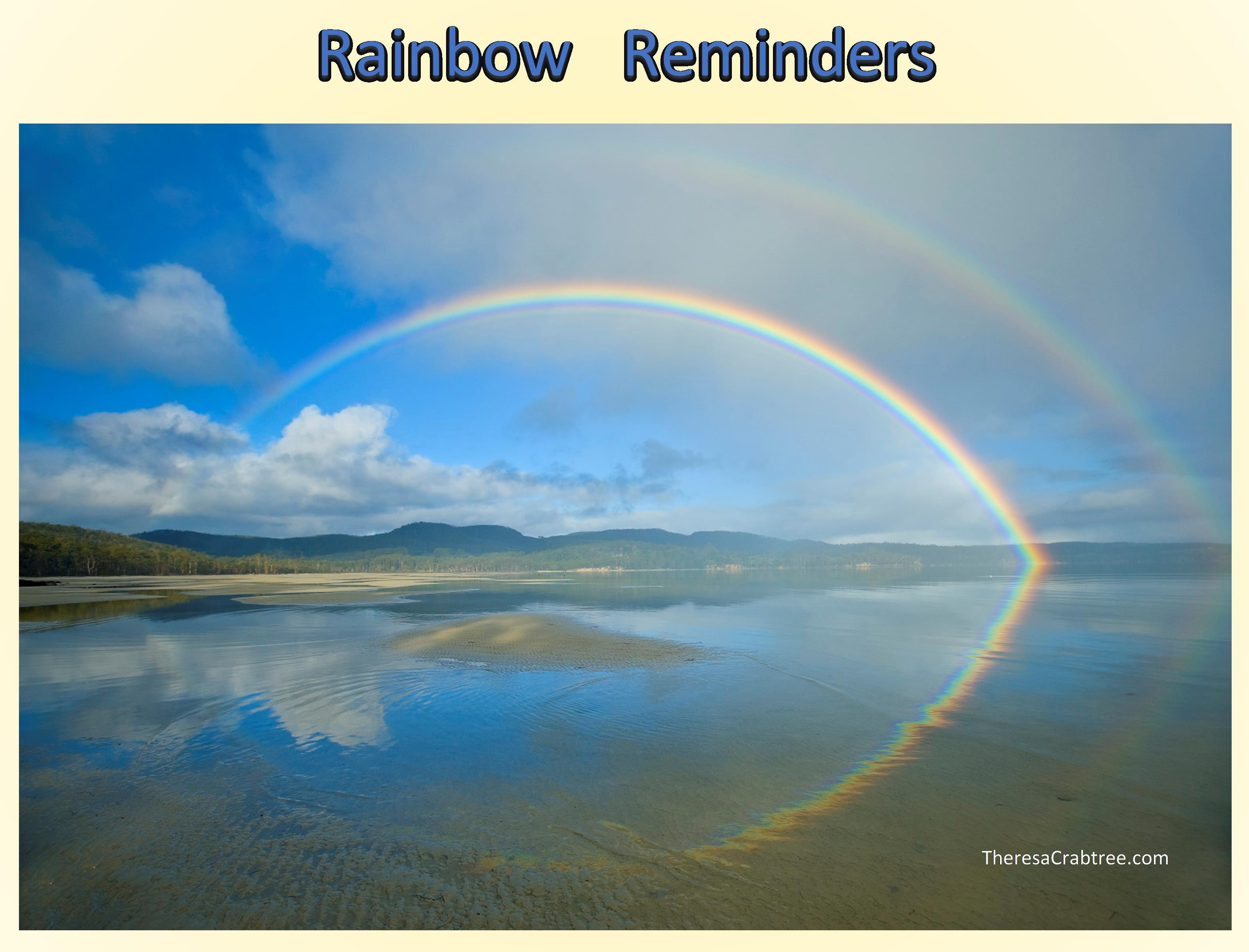 Soul Connection 196 ~ Rainbow Reminders