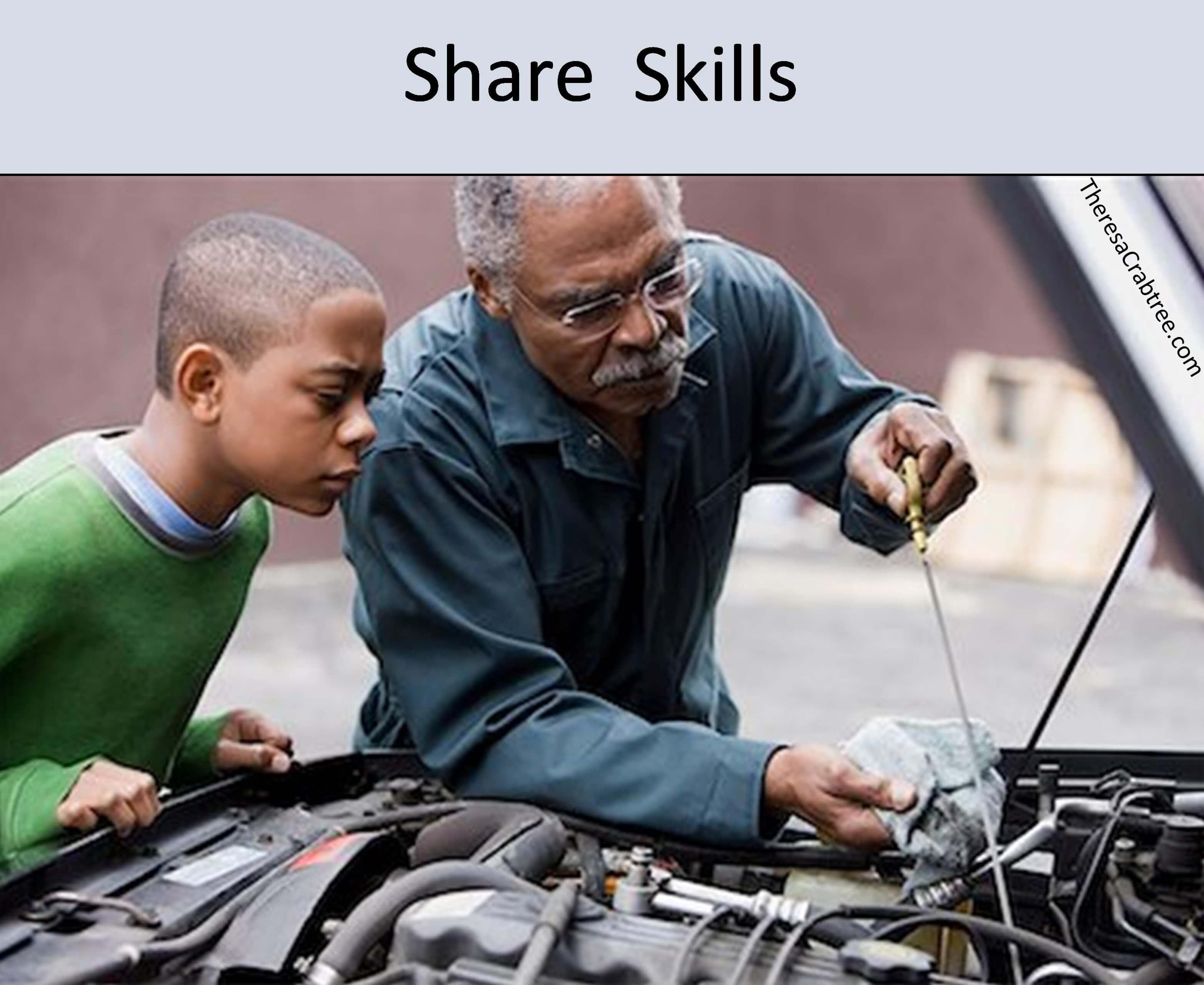 Share Skills