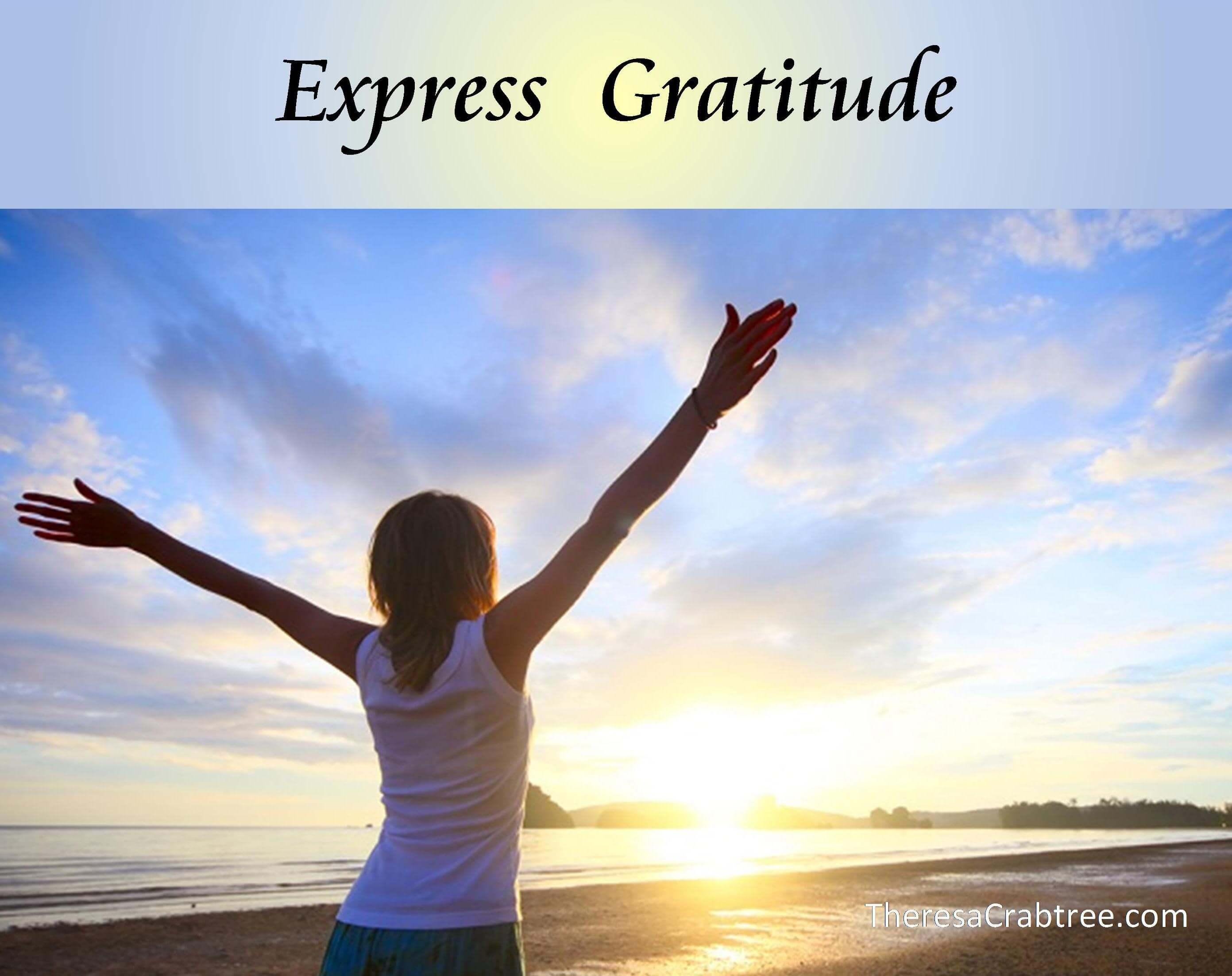 Soul Connection 172 ~ Express Gratitude