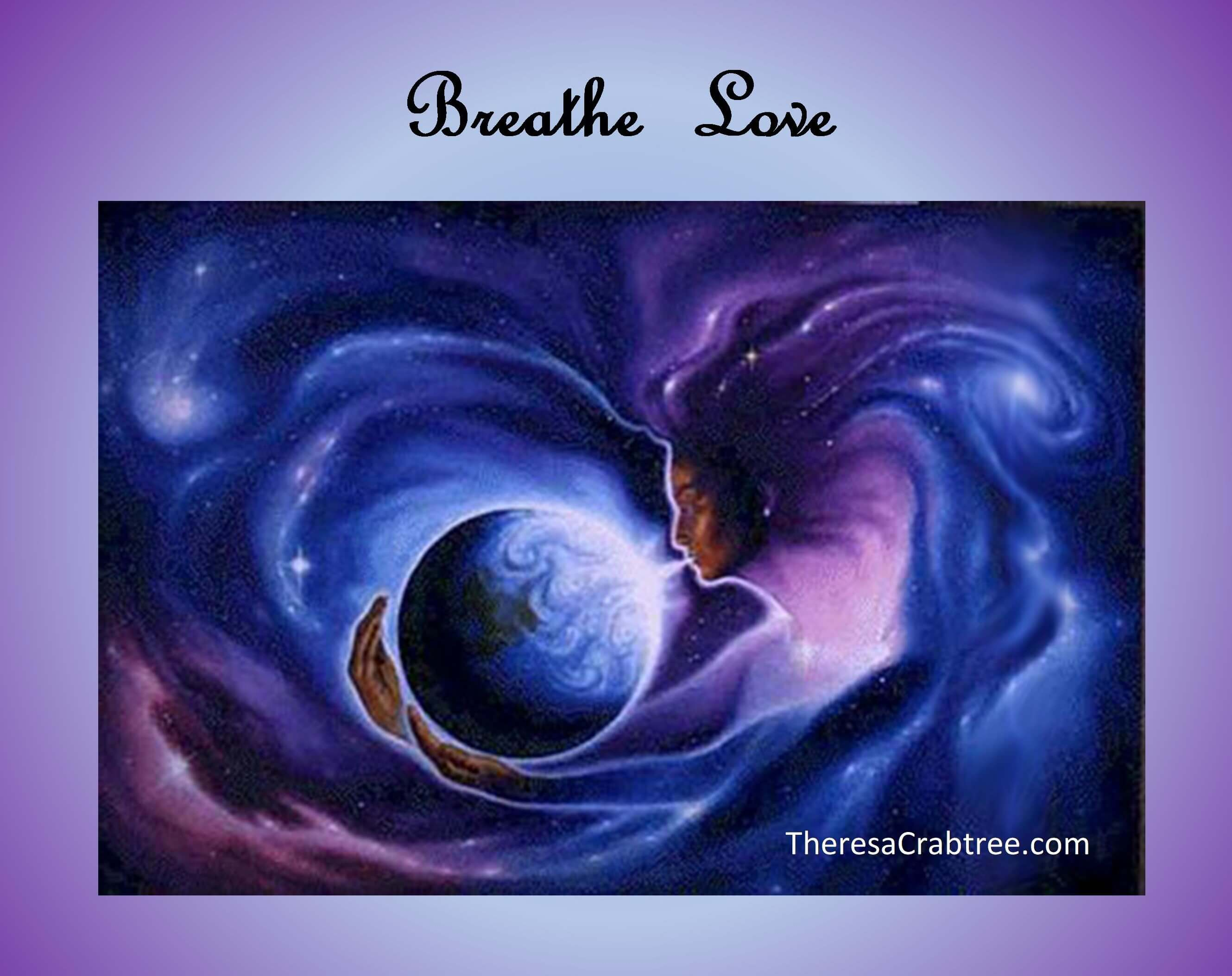 Breathe Love Meditation