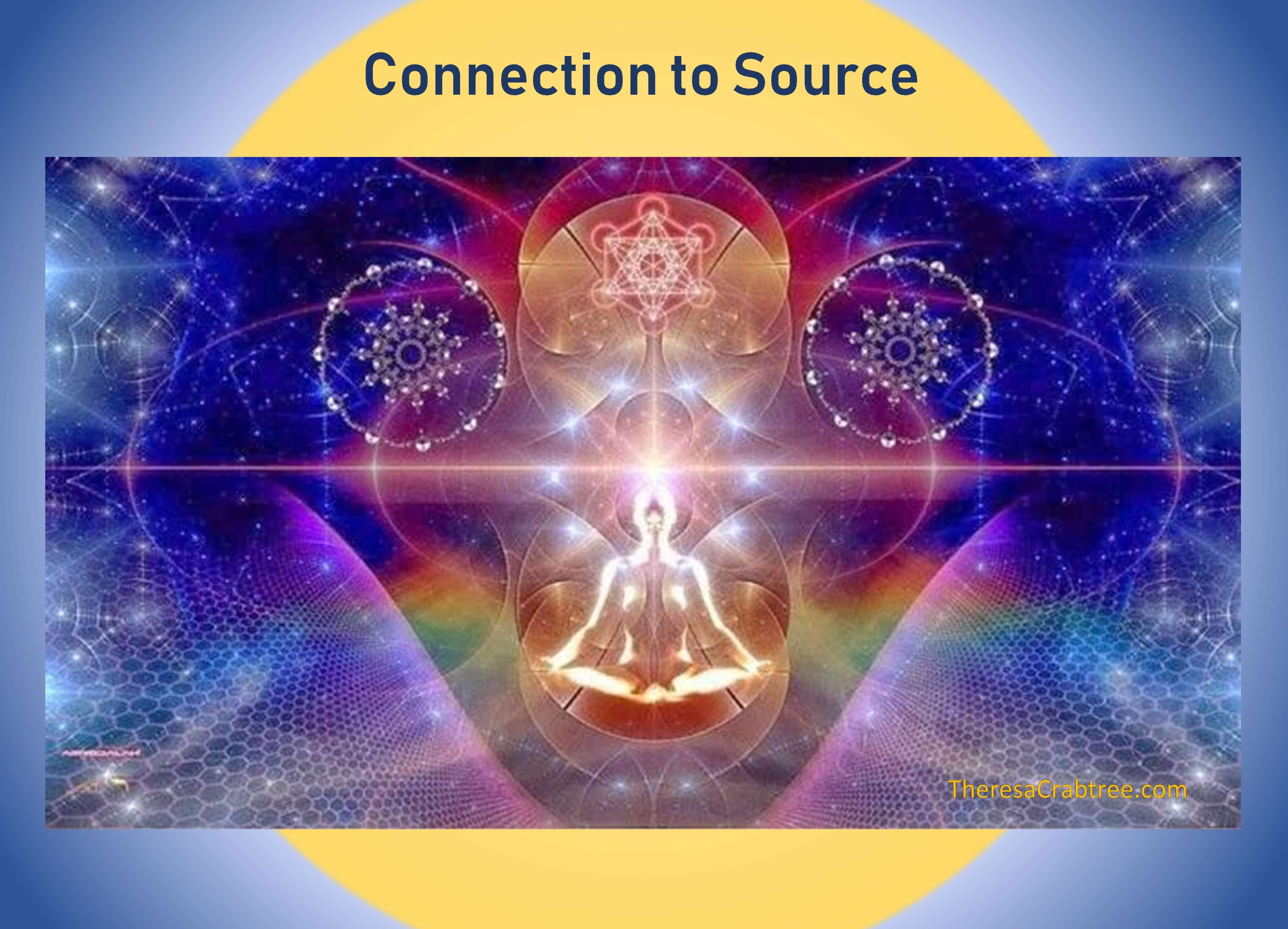 Soul Connection 241 ~ Connection to Source