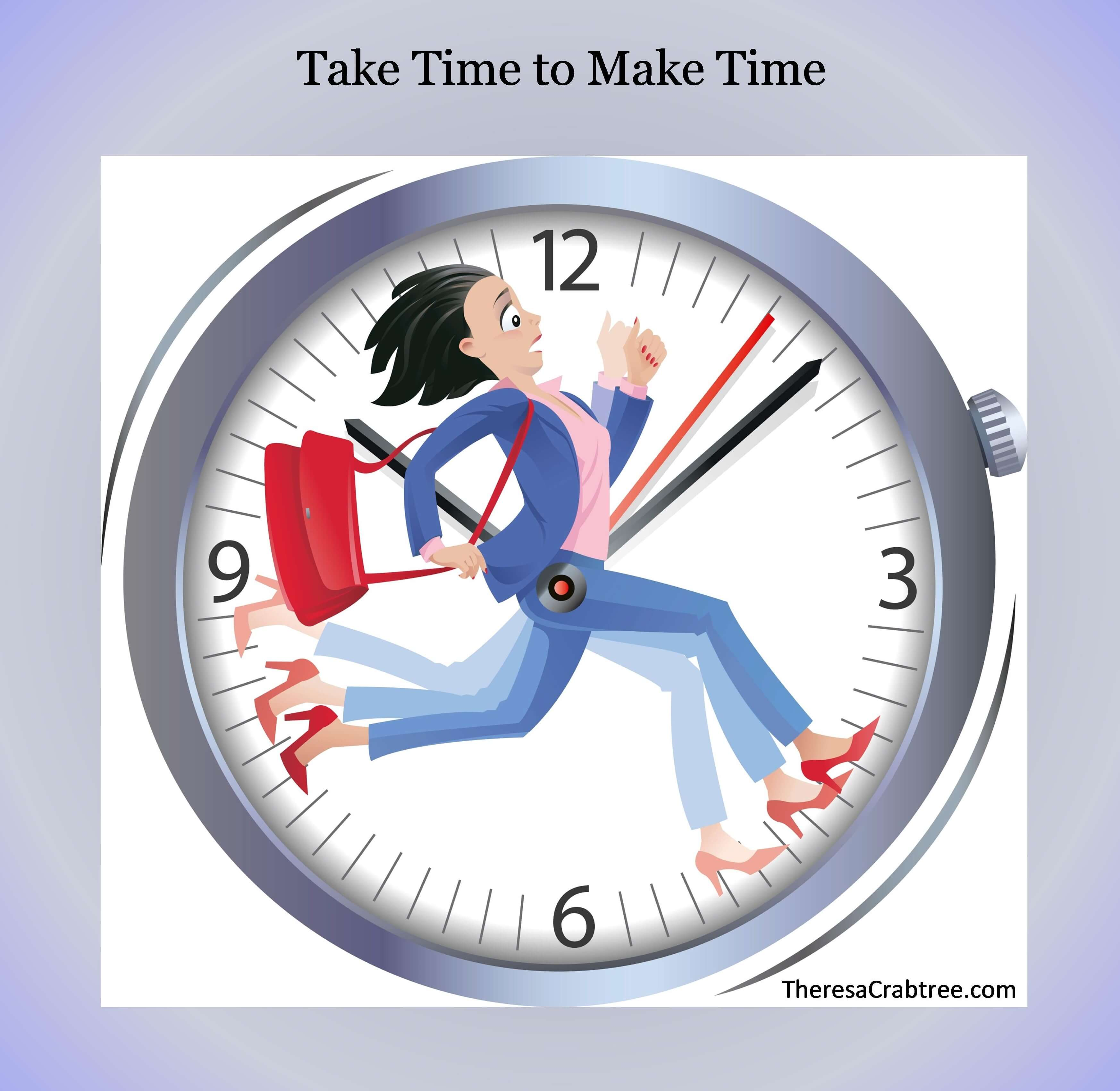 Soul Connection 234 ~ Take Time to Make Time