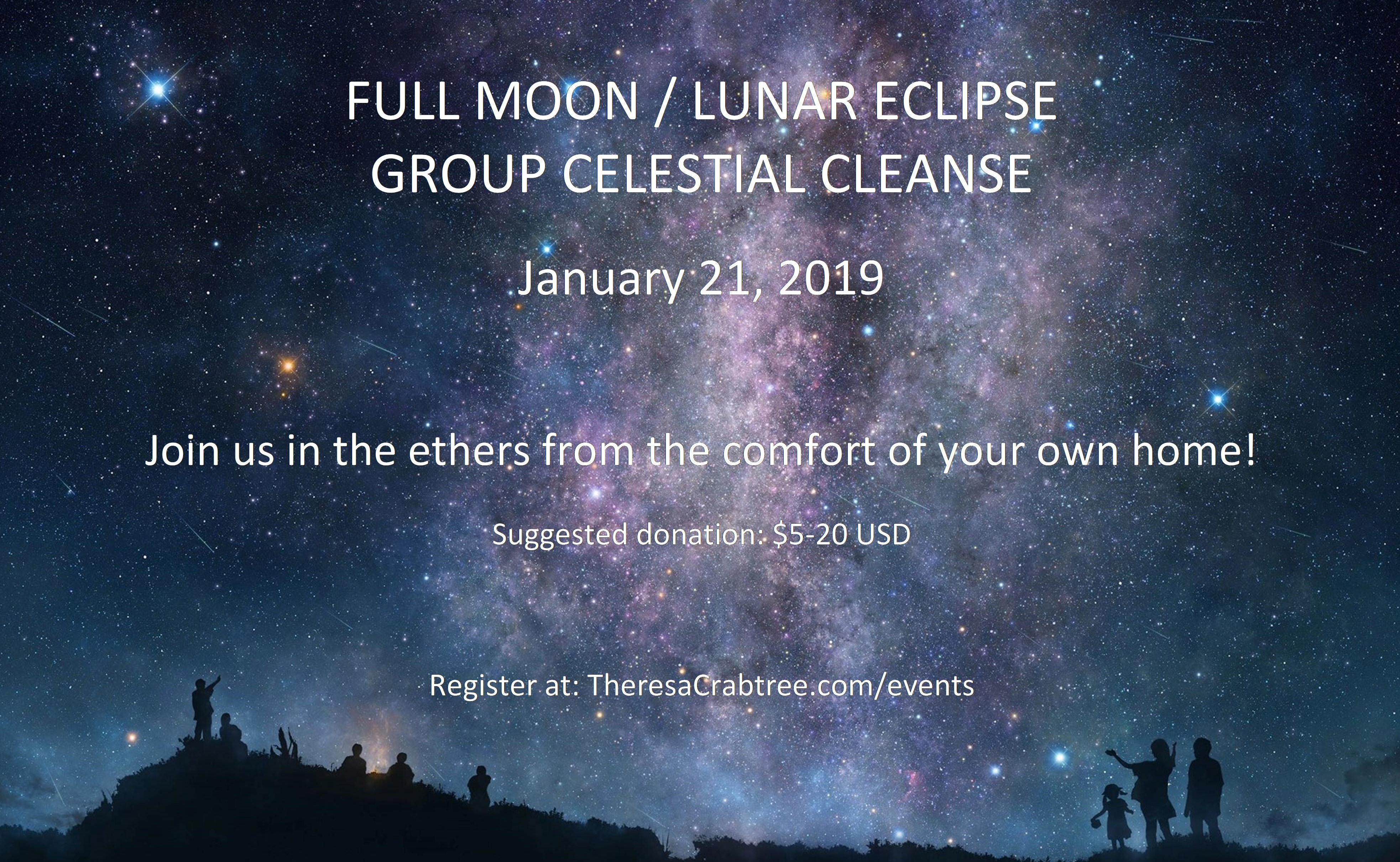 Join us in the Ethers on January 21, 2019!