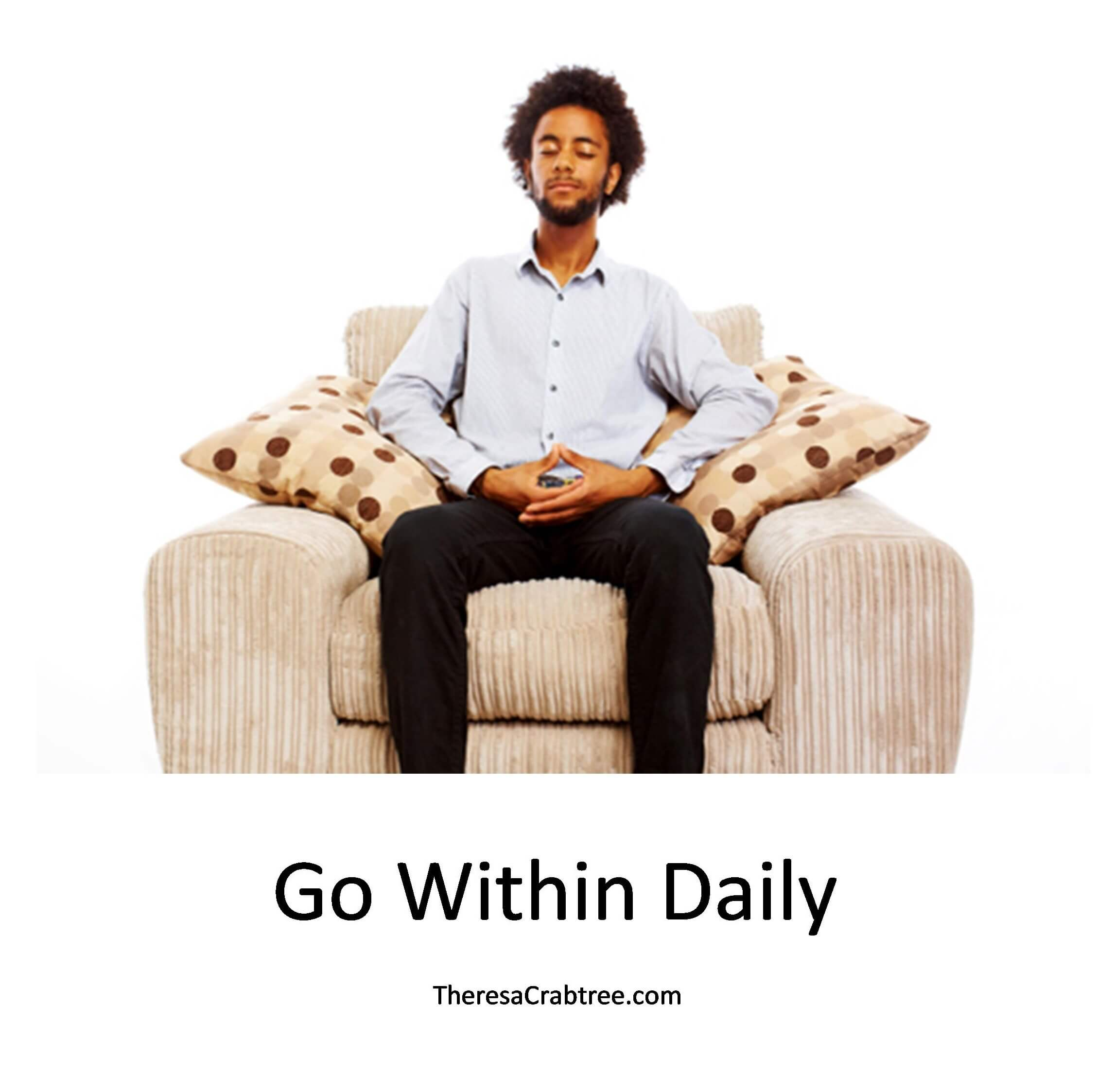 Soul Connection 252 ~ Go Within Daily