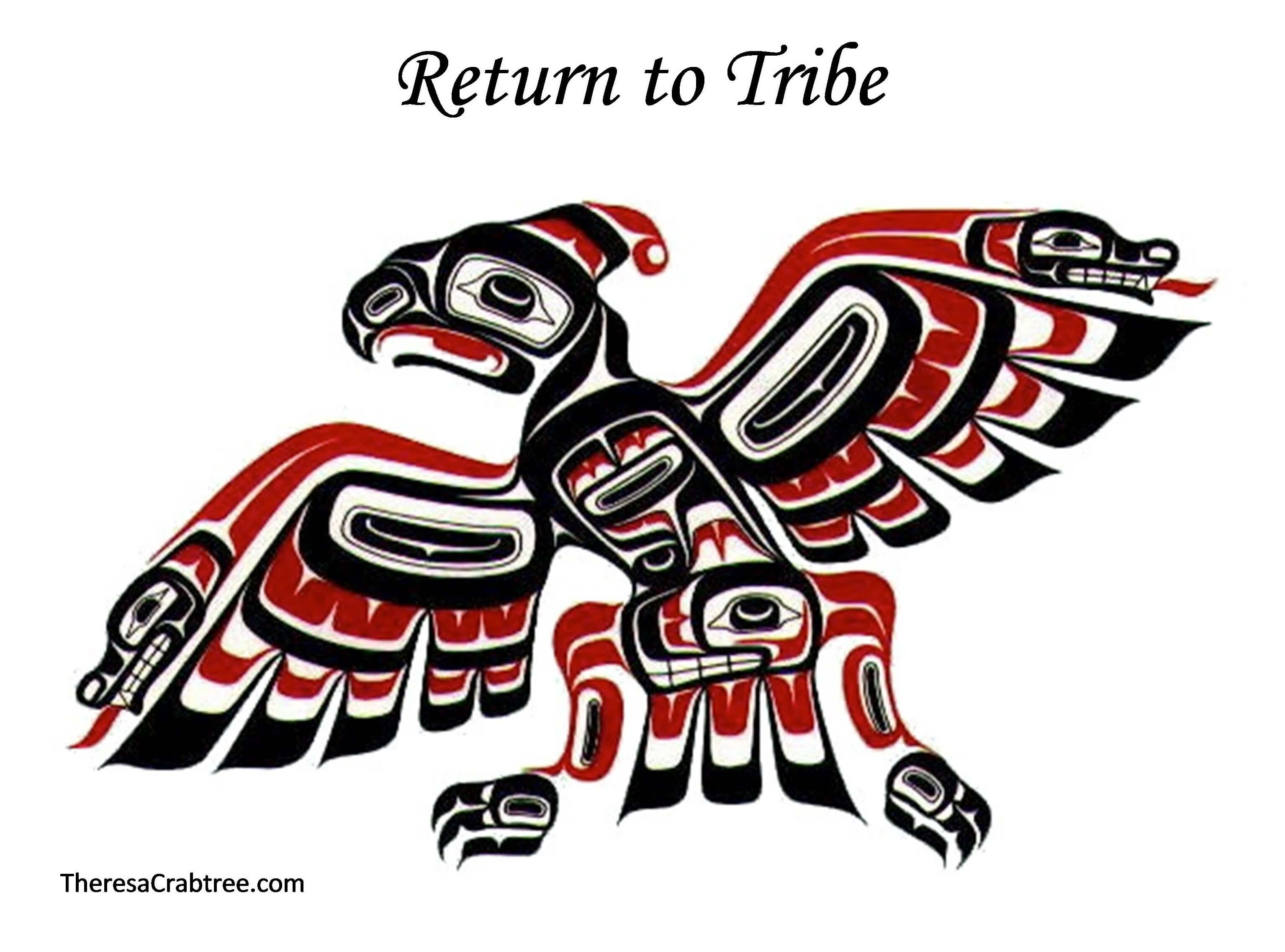 Soul Connection 258  ~  Return to Tribe