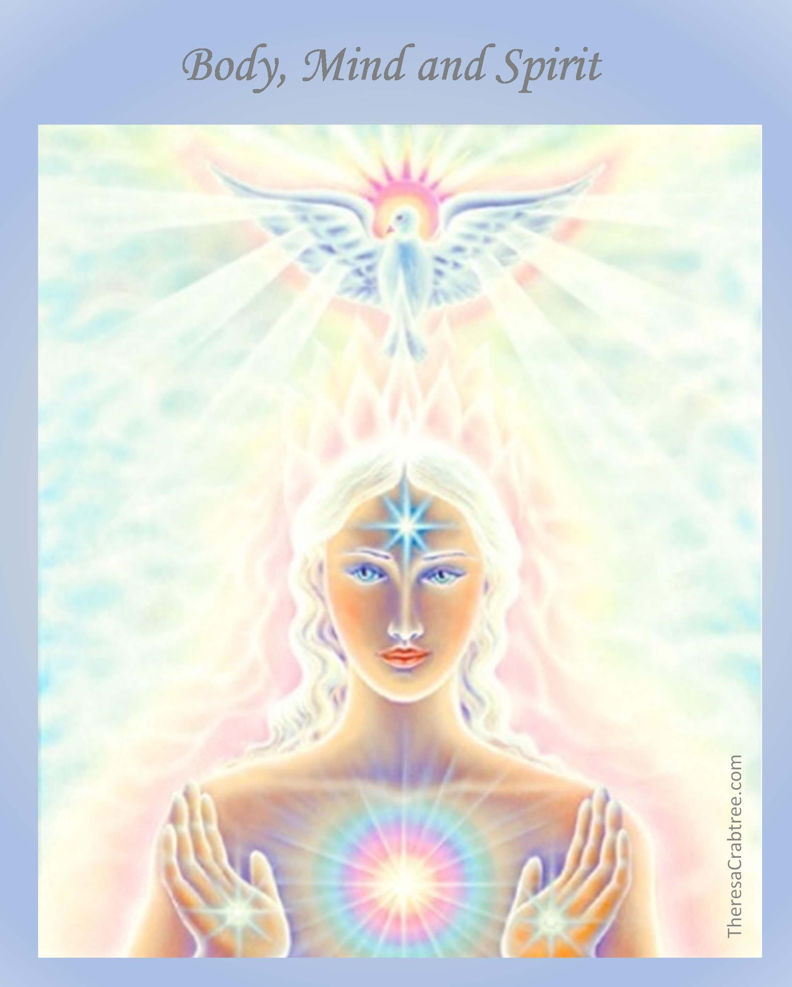 Soul Connection 3 ~  Body, Mind and Spirit