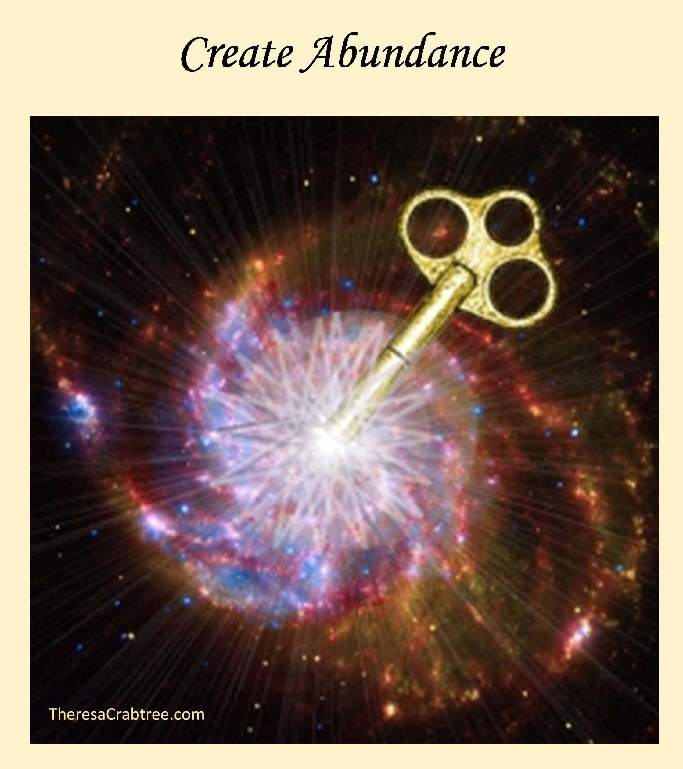 Soul Connection 10 ~ Create Abundance