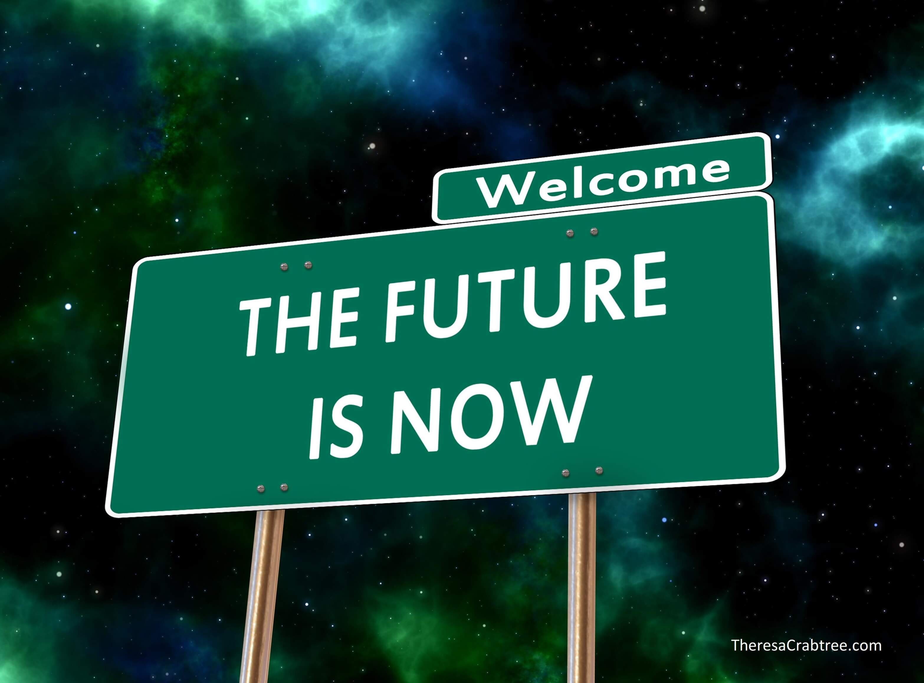 Soul Connection 17 ~ The Future is Now