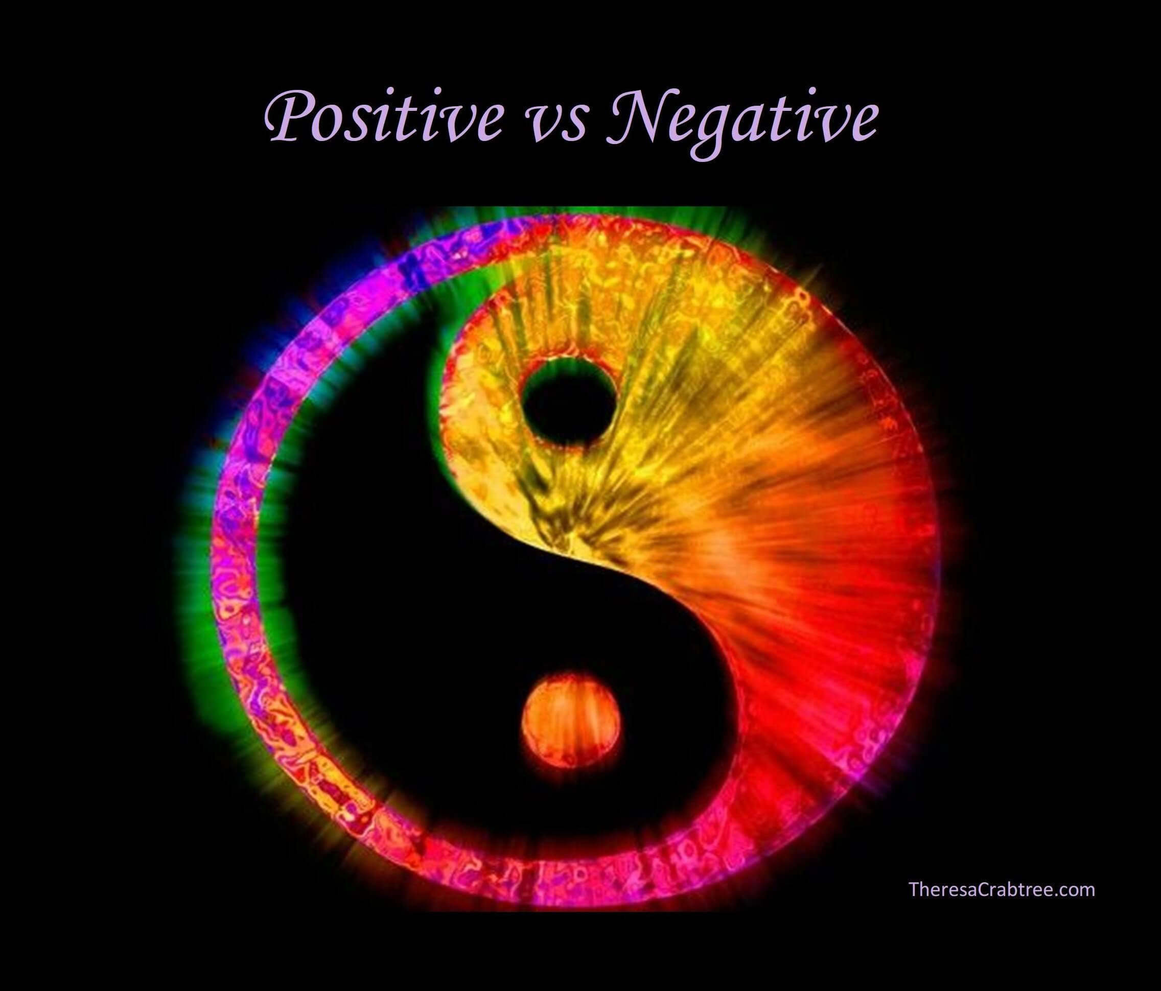 Soul Connection 26 ~ Positive vs. Negative