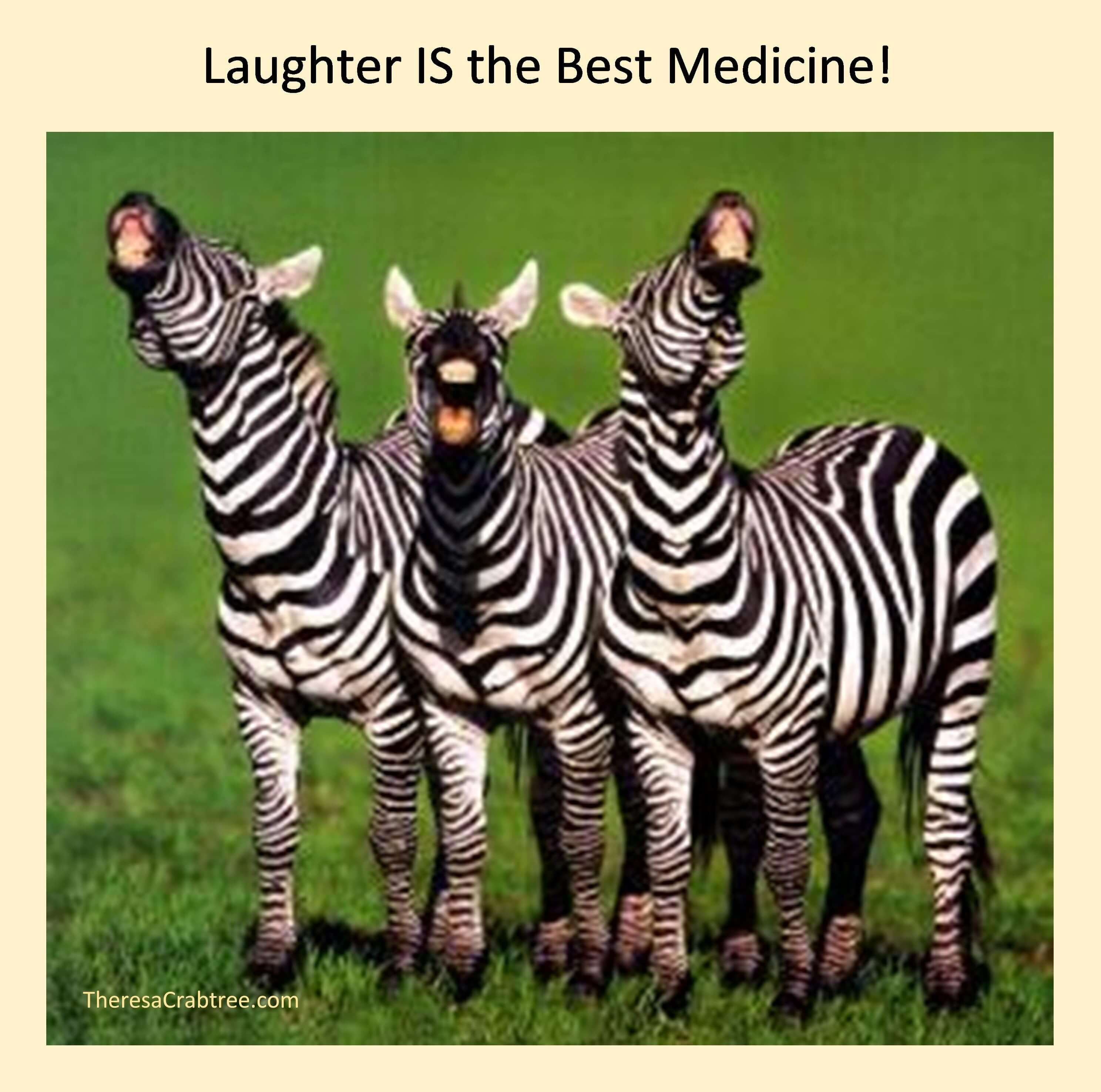 Soul Connection 55 ~ Laughter is the Best Medicine