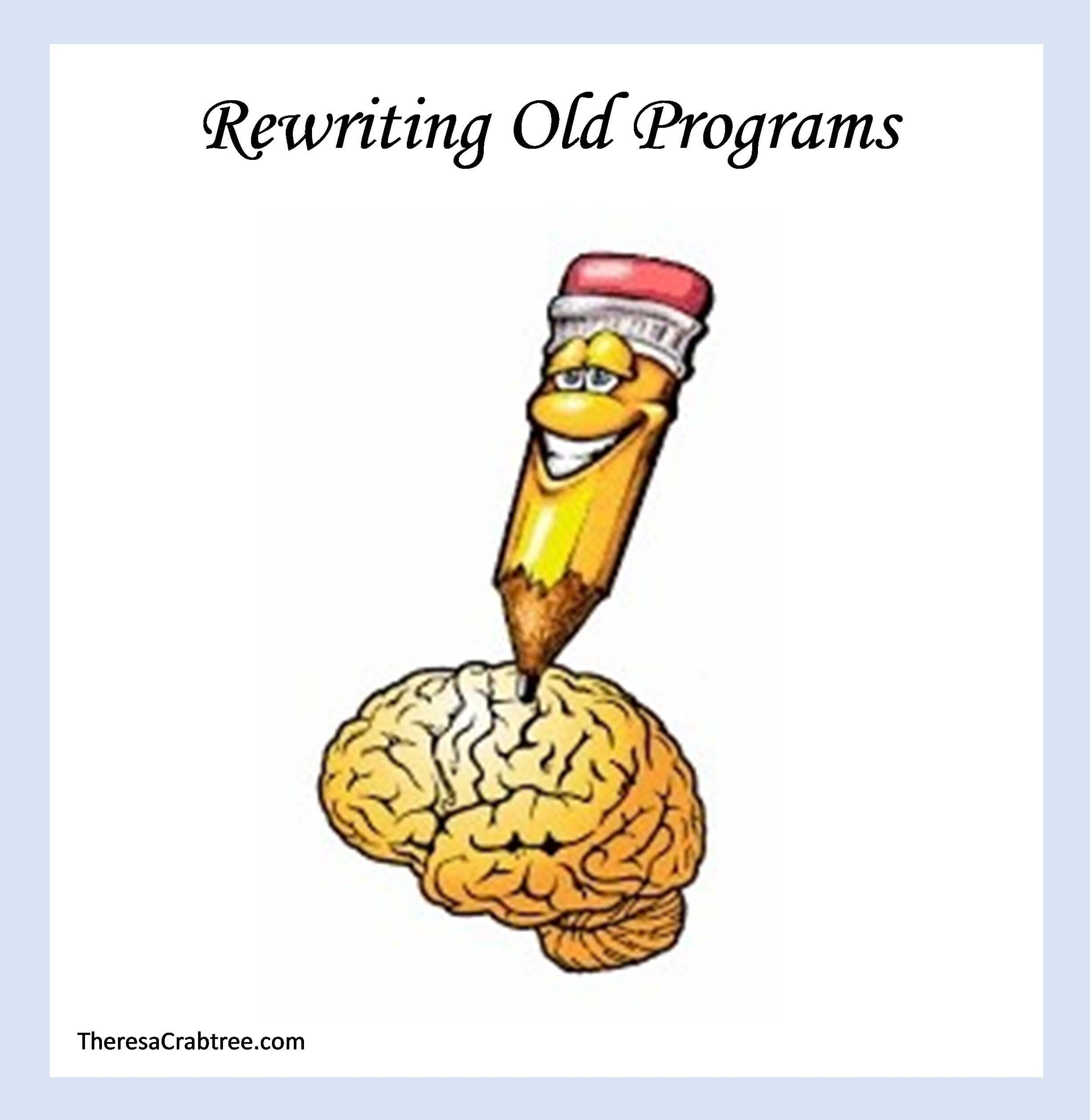 Soul Connection 62 ~ Rewriting Old Programs