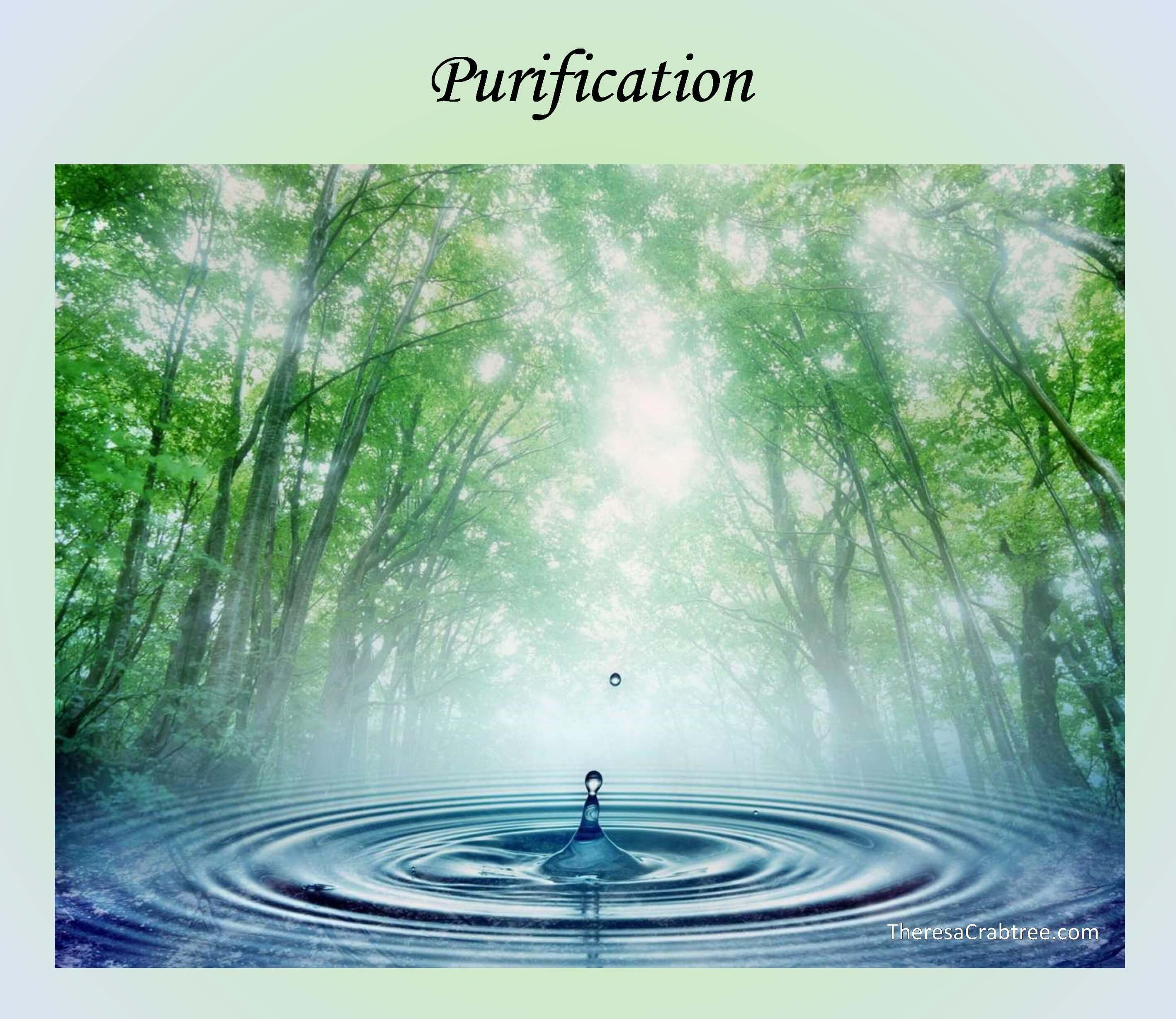 Soul Connection 63 ~ Purification