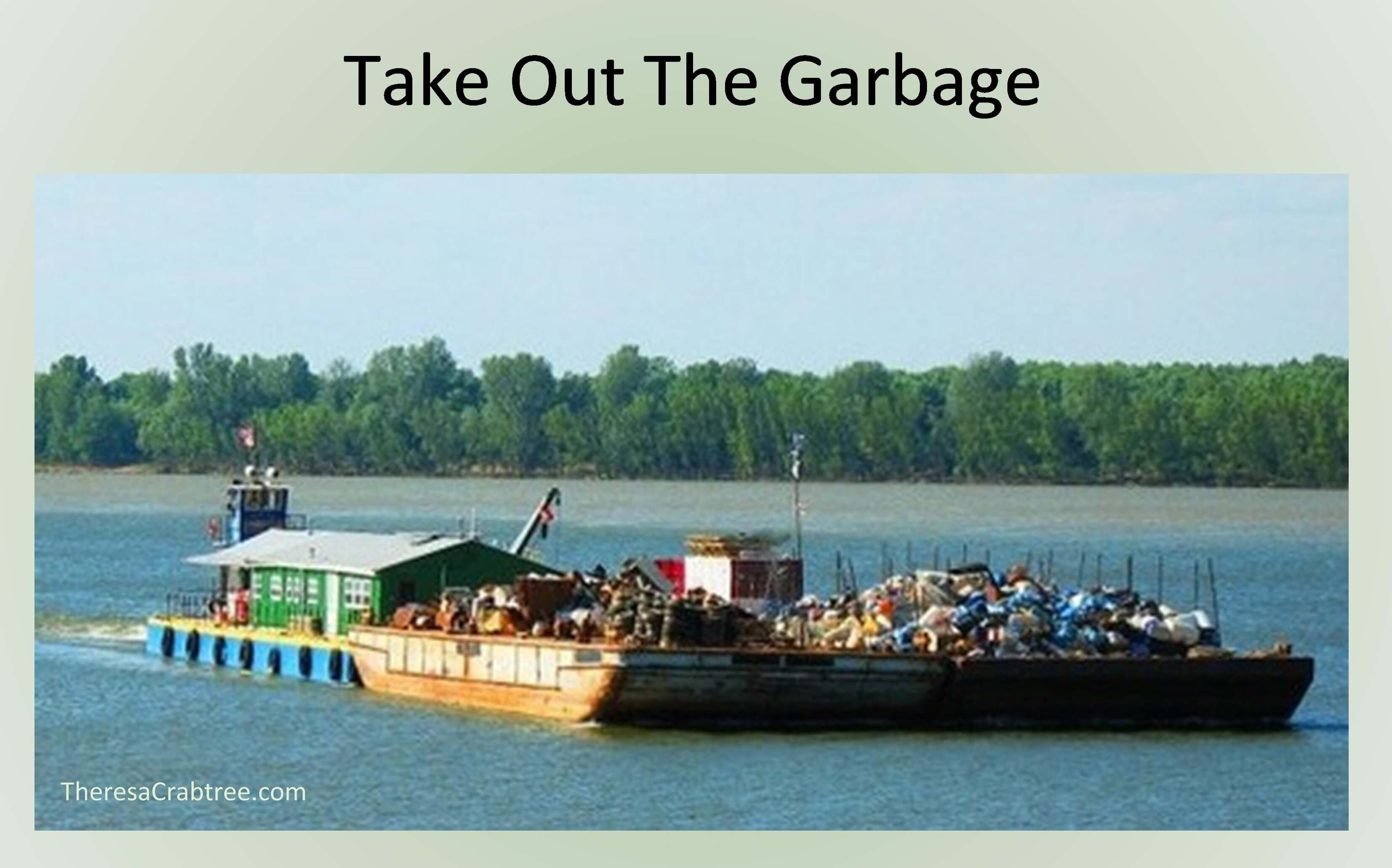 Soul Connection 65 ~ Take Out the Garbage