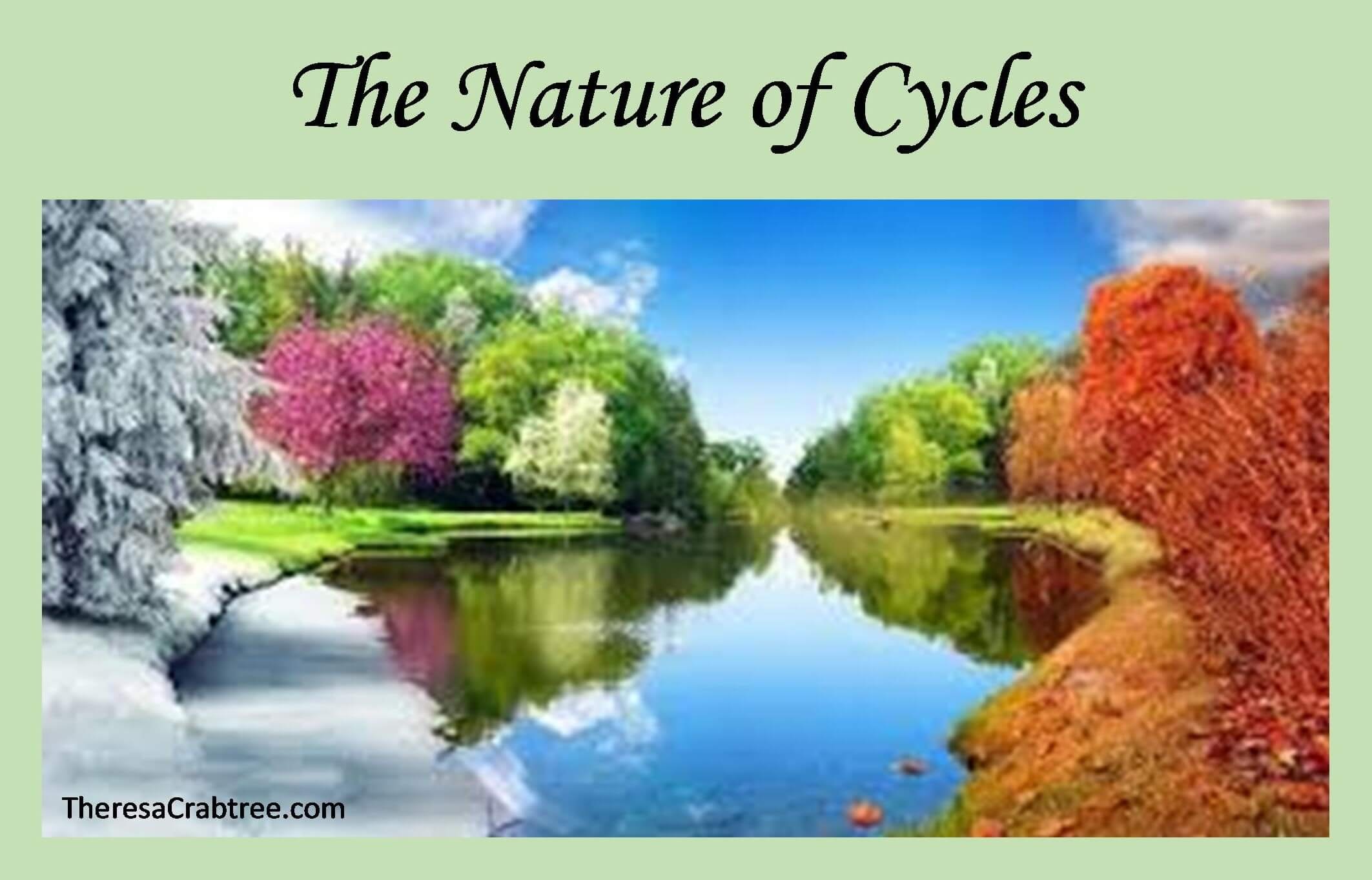 Soul Connection 69 ~ The Nature of Cycles