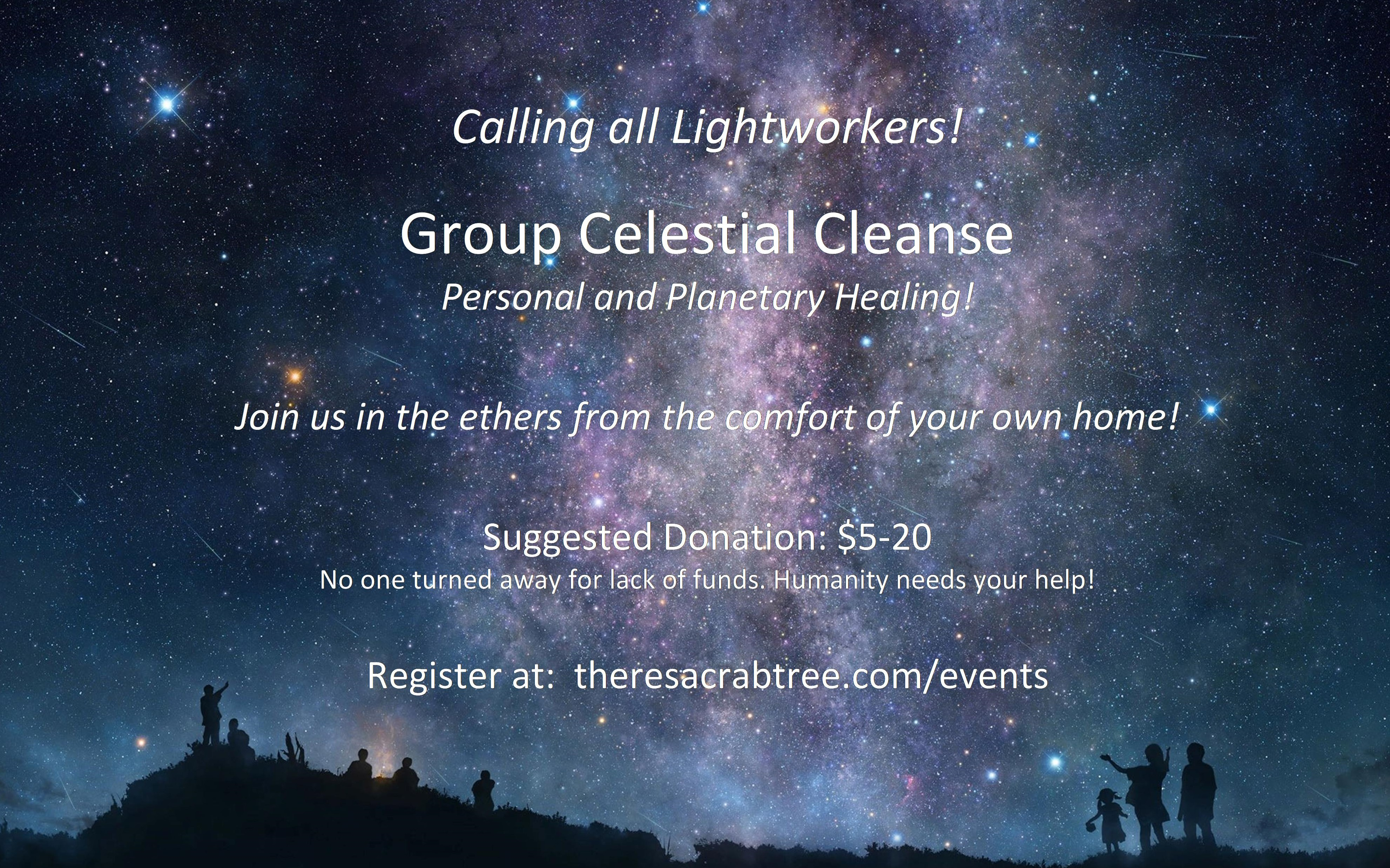 Newsletter: Global Cleanse, New Video!