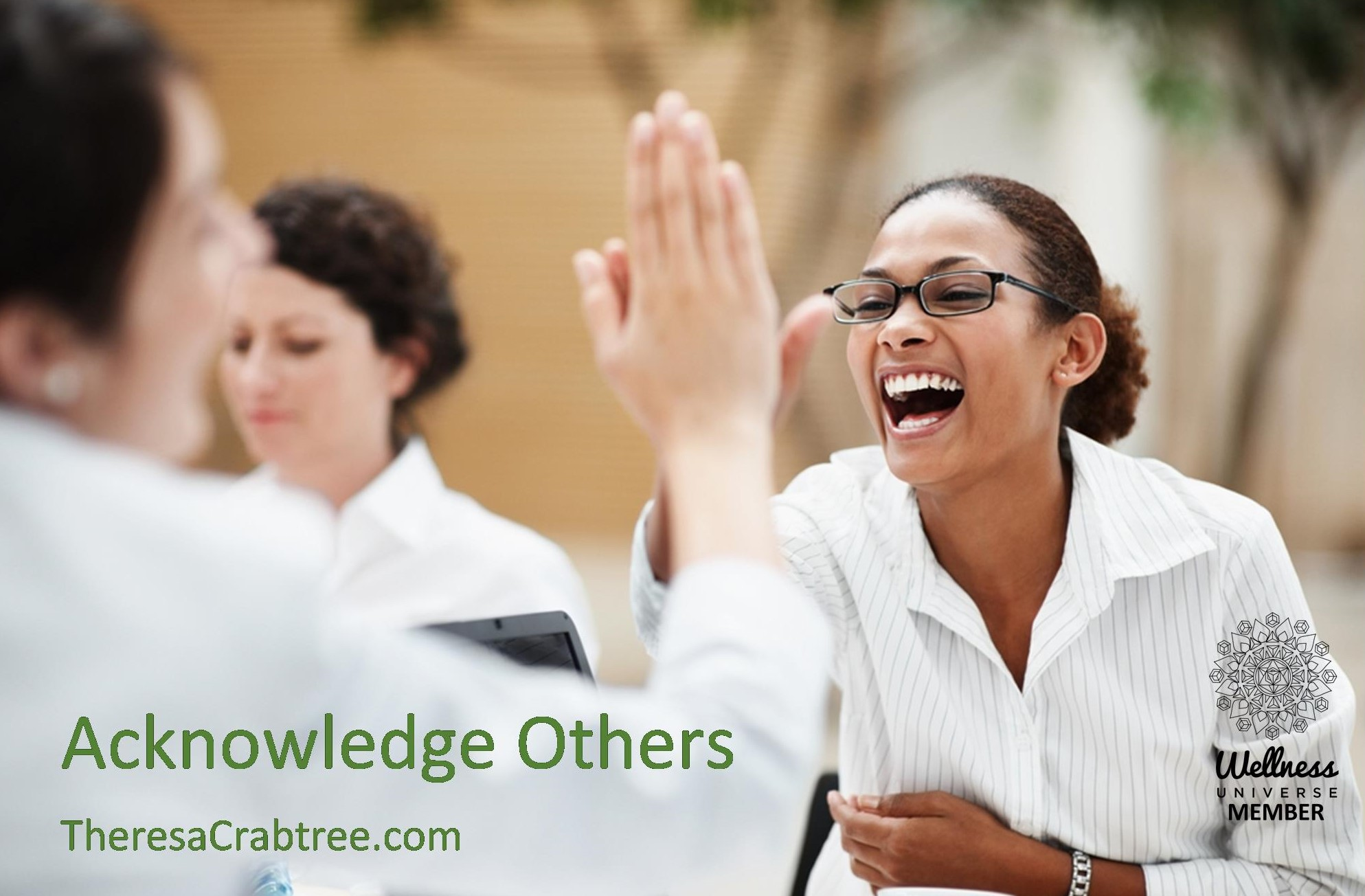Acknowledge Others