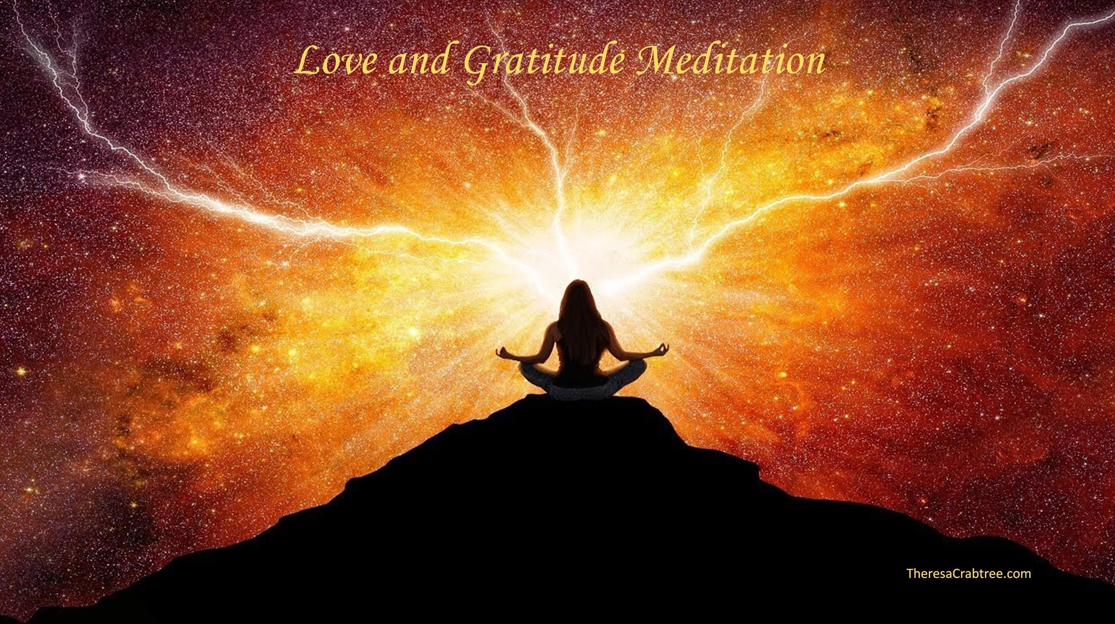 Soul Connection 87 ~ Love and Gratitude Meditation
