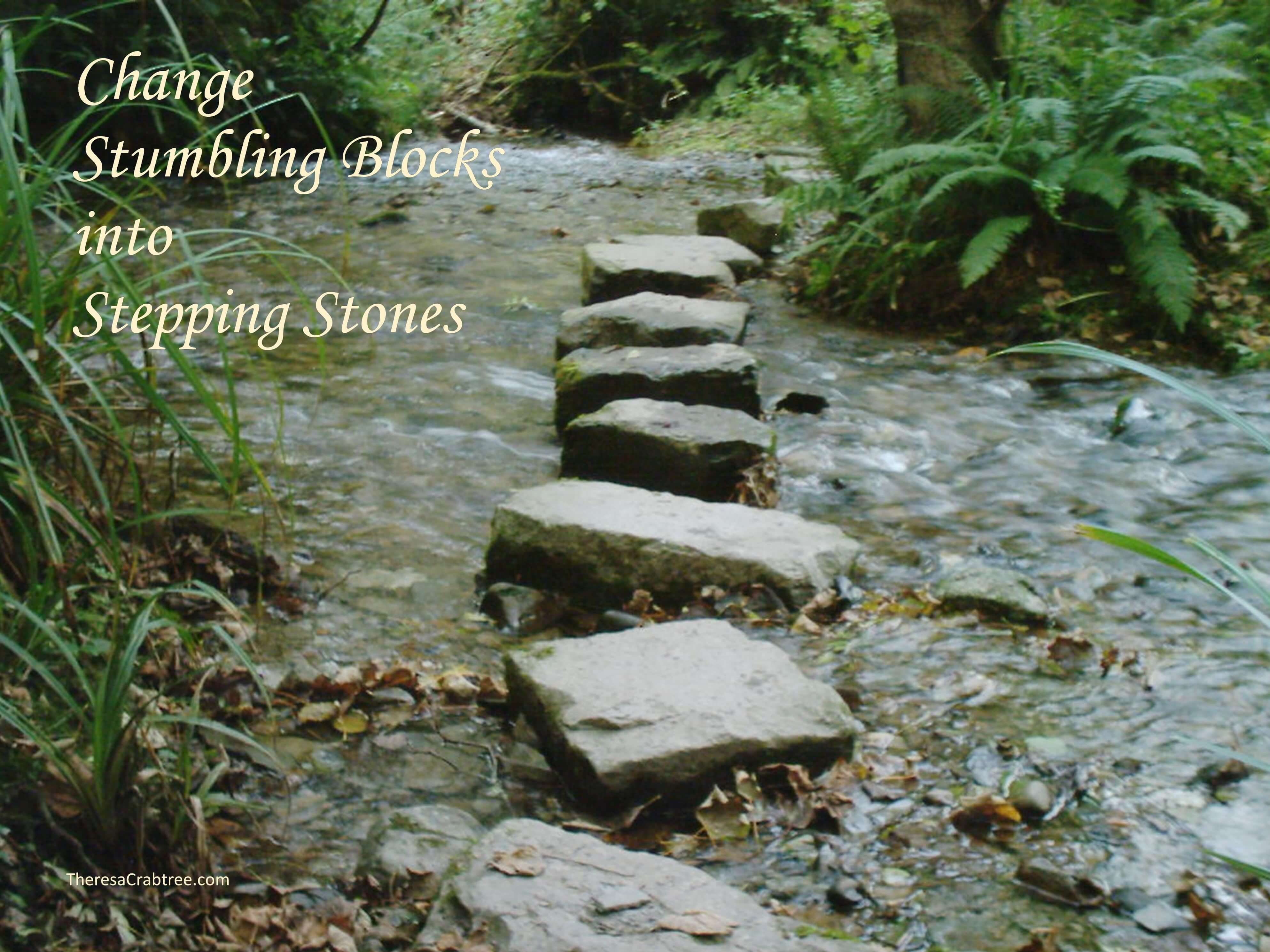Soul Connection 98 ~ Stumbling Blocks
