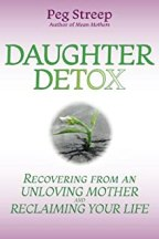 Inner Child Resource: Daughter Detox Book Cover