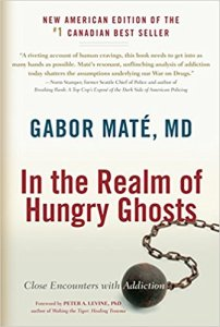 Hungry Ghosts Book Cover: Addiction Resource