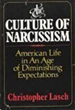 The Culture of Narcissism book cover