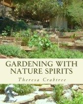 Books by Theresa Gardening with Nature Spirits Book Cover