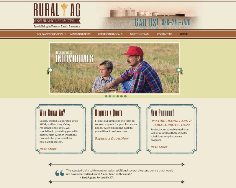Rural Ag Insurance Services