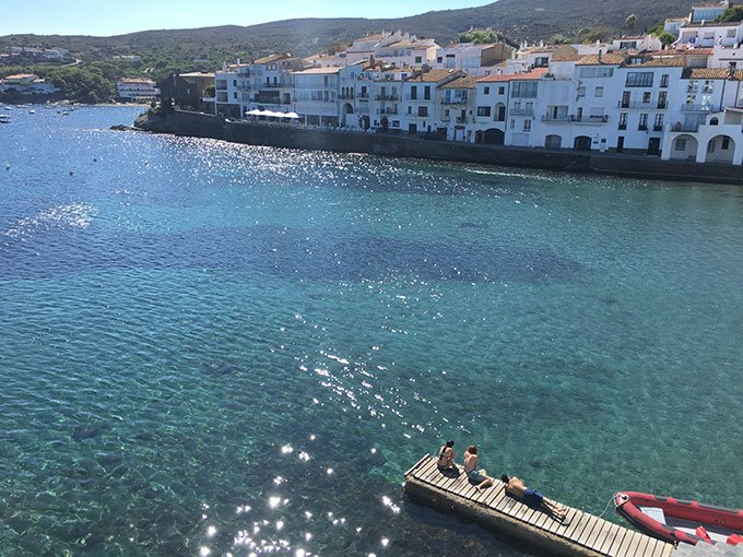 By the sea. Best places to go in Spain: Cadaqués, Costa Brava
