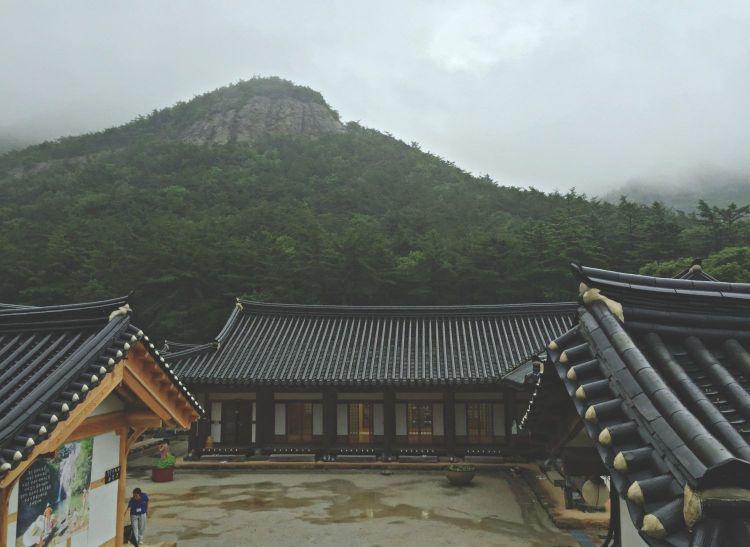 Naesosa Temple Area